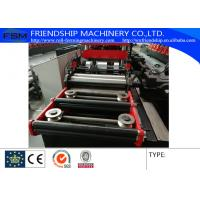 Wholesale Gearbox Driven Two Waves Guardrail Roll Forming Machine Used 3 MM Thickness Steel from china suppliers
