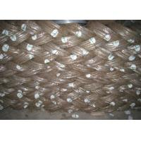 Wholesale Low Carbon Galvanized Baling Wire, Electro Hot Dipped 3mm Galvanized Steel Wire from china suppliers