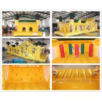 Wholesale Inflatable Jungle Run Obstacle Course from china suppliers