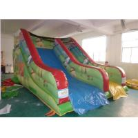Wholesale Customized Lovely Full Print Commercial Inflatable Swimming Pool Slide from china suppliers