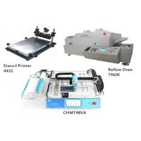 Wholesale SMT Production Line Chip Mounter Machine T960 Reflow Oven Approved CE from china suppliers