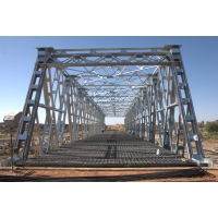 Wholesale Concrete Deck Truss Arch Temporary Bridge from china suppliers