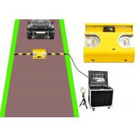 Wholesale Mobile Under Vehicle Surveillance System UVSS , Under Vehicle Scanning System from china suppliers