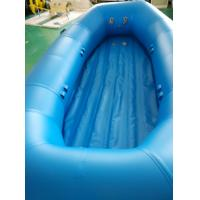 Wholesale Environment Concerned Inflatable River Raft 330 cm With High Wear - Resistant Bottom from china suppliers