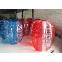 Wholesale Football Outdoor Inflatable Toys Glass Bumper Soccer Body Zorb Ball from china suppliers