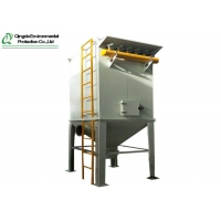 China 99% Efficiency Pulse Jet Baghouse Industrial Dust Collector on sale