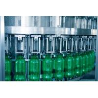 China Soft Drinks Carbonated Filling Machine , Carbonated Beverage Filling Machine on sale