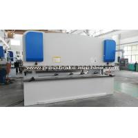 Buy cheap 2 Axes Sheet Metal Cutting And Bending Machine NC 4.5KW Servo Motor Drive from Wholesalers