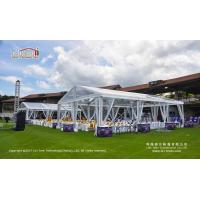 Wholesale Clear Roof Top Aluminum and PVC Transparent Tent for Outdoor Wedding Party and Events from china suppliers
