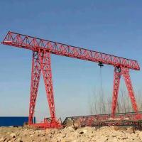 China Factory direct supplied Latice type gantry crane , Trussed type gantry crane for sale on sale