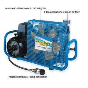 High Pressure Air Compressor for Scuba Diving  Compressor