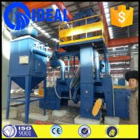 Wholesale factory price china belt mesh shot blasting machine for cleaning metal surface from china suppliers