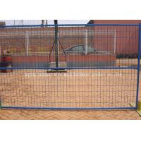 Wholesale Temporary Mild Steel Wire Fencing Panels For Secure Construction Sites from china suppliers