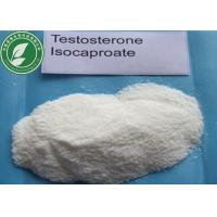 Wholesale Testosterone Anabolic Steroid Powder Testosterone Isocaproate CAS 15262-86-9 from china suppliers