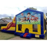 Wholesale Super Mario 3D World Inflatable Combo, Logo printing Inflatable bouncer slide combo from china suppliers