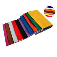 China various color wool pressed nonwoven felt,customized thickness felt wool on sale