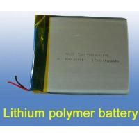 Wholesale Lithium Polymer Battery 3.7v 180mAh from china suppliers