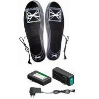 Buy cheap Heating insole w/2 Li battery (8.4V/1900mAh) +charger+ leg wrap from wholesalers
