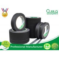 Wholesale Low Stretch Black Colored Masking Tape waterproof For Painting / Decorative from china suppliers