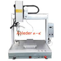 Buy cheap PCB Spot Soldering Machine High Efficiency Desktop Soldering Robot from wholesalers