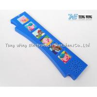 Quality Talking Sound Board Book Push Button Sound Module For Children / Kids / Babies for sale