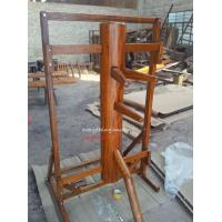 Wholesale Solid Olivewood Freestanding Wing Chun Kung Fu Wooden Dummy Master Use Sifu Collection from china suppliers
