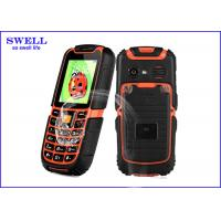 Wholesale 2.4 Inch GSM IP67 functional Smartphone Waterproof for Military from china suppliers