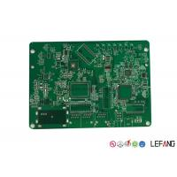 Wholesale Halogen Free Lead Free Immersion Tin PCB , HASL Fr4 PCB Control Board from china suppliers