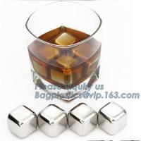 Wholesale Whisky Ice Stones Drinks Cooler Cubes ice cubes cheapest, laser Logo Ice Cubes Wisky Stones Whiskey Stone for Amazon, pa from china suppliers
