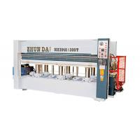 Wholesale 72kw Heating Pipe Power Plywood Hot Press Machine 300T With Electrical System from china suppliers