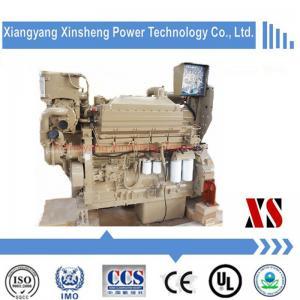 Wholesale Cummins Marine Diesel Engine Kta19-M for Marine Main Propulsion from china suppliers