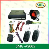 China SMG-AS005 One Way Car Alarm easy car alarm system HOT SALE in Dubai, Middle east, Africa on sale