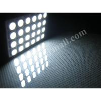 Quality LED dome/instruction/top light-20pcs per pack LED Car Interior Lamp Automobile for sale