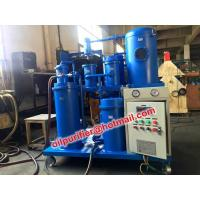 Buy cheap Hydraulic Oil Recycling Machine,Hydraulic Oil Filtration Equipment, Vacuum Oil Purifier ,Lube oil re-processing plant from wholesalers