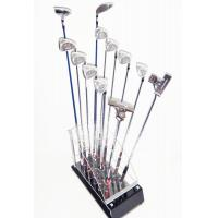Wholesale High Quality custom Golf Club Display Stand (12 Golf's Club Storage) Camber Acrylic from china suppliers
