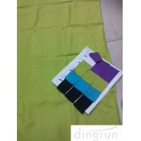 China 80% Polyester Ultra Absorbent Suede Microfiber Towel For Camping And Travel on sale