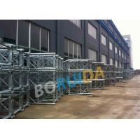 Wholesale Aluminum Construction Material Hoist Up Ramp Door Style 3.2mx1.5mx2.5m Cage Size from china suppliers