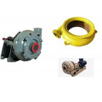 Wholesale Easy Installation River Sand Pump , Sand Suction Pump Anti - Wear Hard Metal from china suppliers
