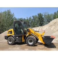 Wholesale Mini mini cargador frontal hydrostatic mini construction wheel loader for sale from china suppliers