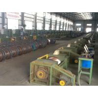 Flux Cored Welding Wire Machine Automatic Production Line PLC Control for sale