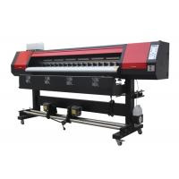Buy cheap Stable Quality 1.8M XP600 Inkjet Digital Printing Machine from wholesalers