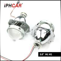 Wholesale IPHCAR Hid Bulb 3 inch  HLH1 Hid Bi-xenon lens High Low Beam Projector lens from china suppliers