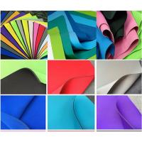 Wholesale Environment SBR Neoprene , Smooth Skin SBR Rubber Sheet For Sports from china suppliers