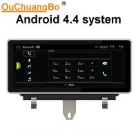 Wholesale Ouchuangbo 10.25 inch car audio gps navi for Audi Q3 2011-2018 support BT aux android 4.4 from china suppliers