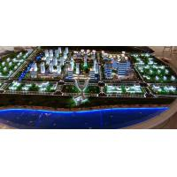 China 1/1000 scale urban planning model , massing block architectural model for sale