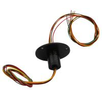Wholesale 6 Circuits Small Slip Ring With Stable Performance And Signal Transmission For Swivel Table from china suppliers