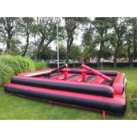 Wholesale Comercial Inflatable Outdoor Games Inflatable Gladiator Flighting For Family from china suppliers