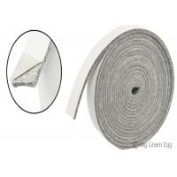 Quality White Thick Sealing Felt Fabric Fireproof Felt High Temperature Resistant for sale