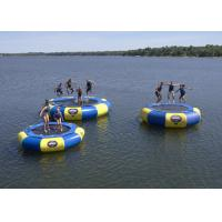 Wholesale Outdoor Inflatable Water Toys , Giant Inflatable Water Toys For rental from china suppliers