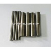 Wholesale tungsten alloy dart barrel for steel tip soft tip rod bar sintering blank chamfer angle nickel iron 92%W polish turning from china suppliers
